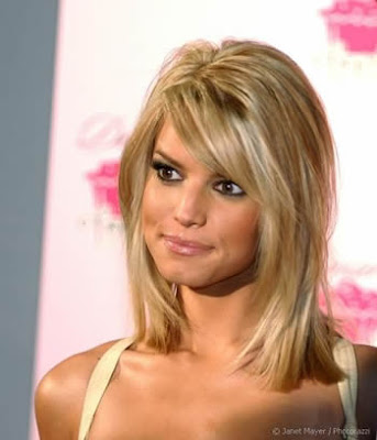hairstyles with side bangs 2010