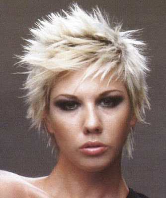 curly mohawk hairstyles. Short Punk Mohawk Hairstyles