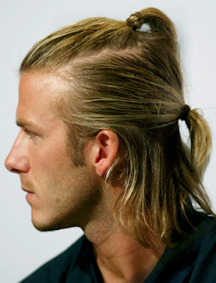 david beckham haircuts. David Beckham Hairstyles