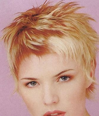 New cool short hairstyles haircuts for winter 2009 2010