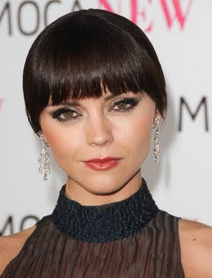 2010 Cute Fringe Hairstyles Trends for winter