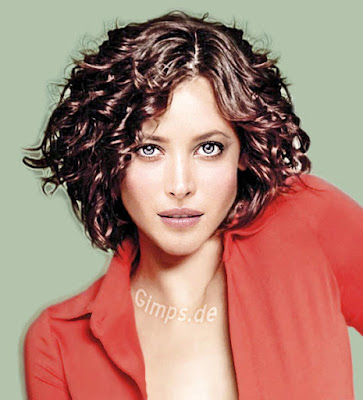 popular curly hairstyles. Popular Short Messy Hair
