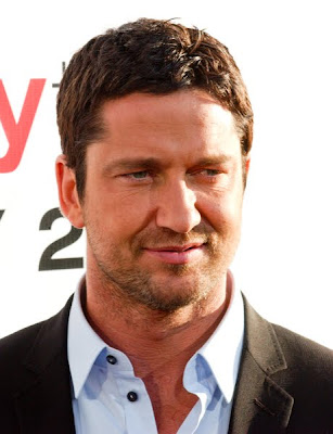 Most men are striving to look like Gerard Butler who is famous for starring ...
