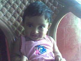 My naughty daughter