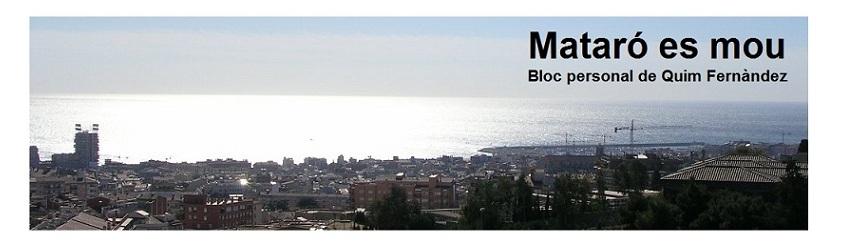 Mataró es mou, de Quim Fernàndez