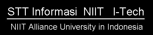 NIIT Alliance University