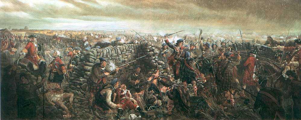 Sassenach: Batalla de Culloden