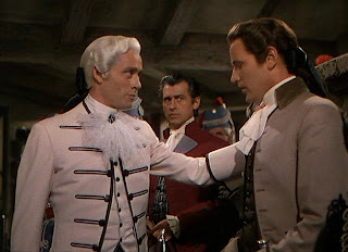 Image result for mel ferrer as marquis de maynes in scaramouche