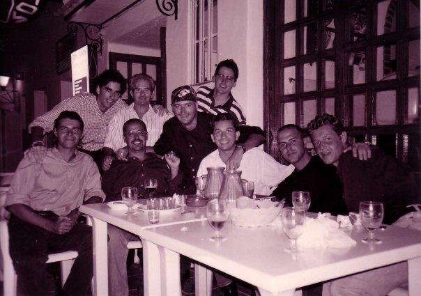 Caporal's Gang o la banda de Errol Flynn (by Salva el Marroquí vía el Teniente)