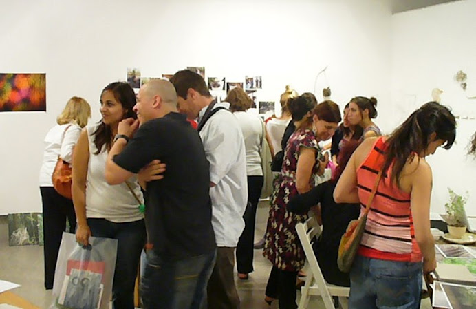 FINALIZA INTECAMBIOS 2008 EN ARTEXARTE
