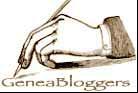 Logo of GeneaBlogger
