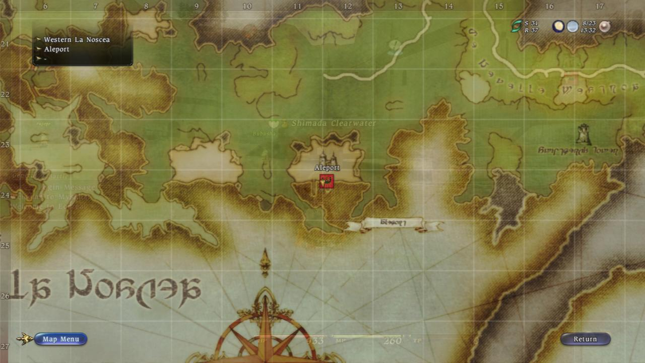Chums Young And Old Ffxiv Fishing Locations Aleport