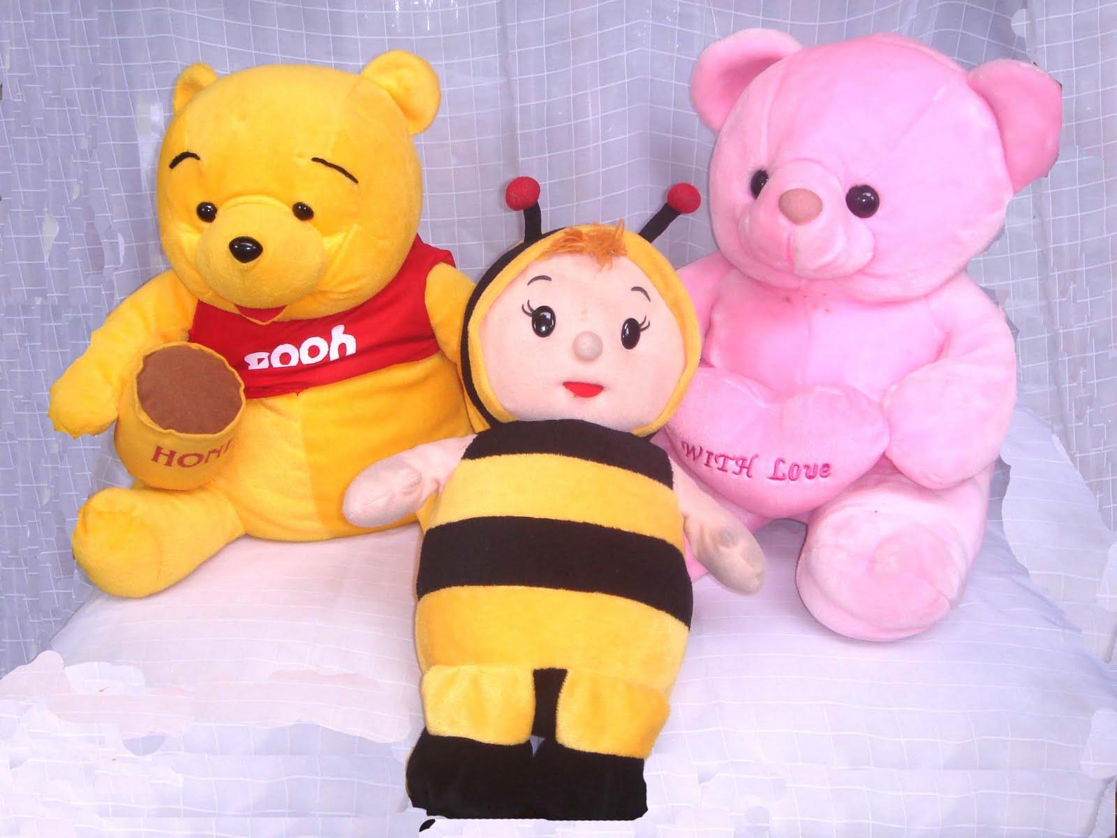 Koleksi Boneka Cantik