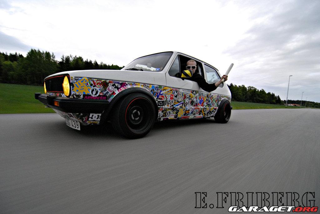 Full Car Sticker Bomb Project Page 2 Mkiv Mk4 Golf