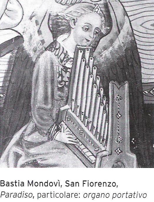 Claudio canal for L organo portativo