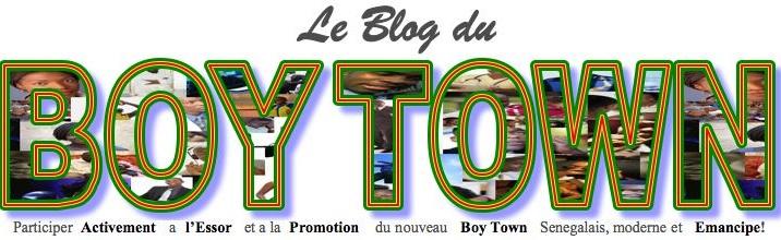 Le Blog du Boy Town