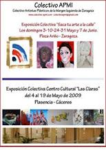 Expo Plasencia/Ariño 2009