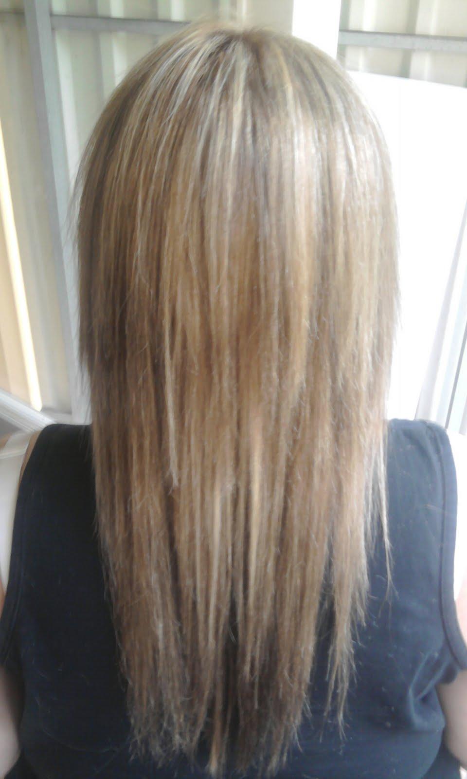 klippa upp håret själv