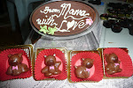 Cute Choc & Card