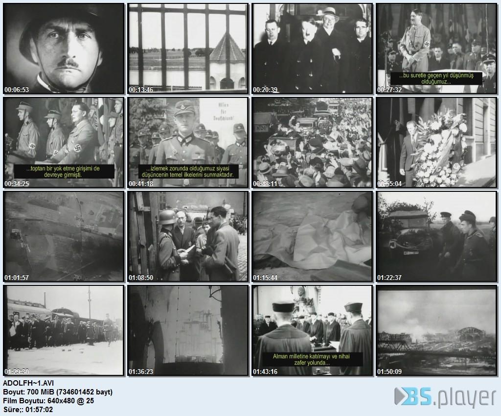 Adolf Hitler: Kavgam [Belgesel]