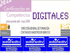 PRIMER PERIODO CERTIFICACIN EN COMPETENCIAS DIGITALES