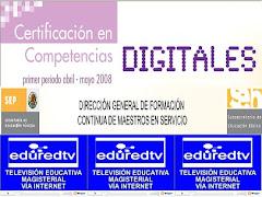 PRIMER PERIODO CERTIFICACIÓN EN COMPETENCIAS DIGITALES