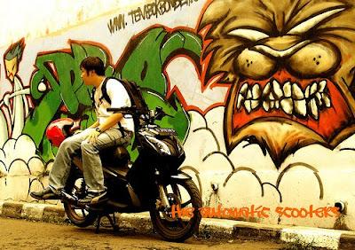 Nice Art of Graffiti