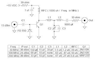 Image Result For Diy Vhf Amplifiera