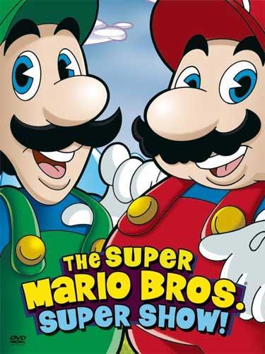 Super Mario Bros. Super Show Season 1 movie