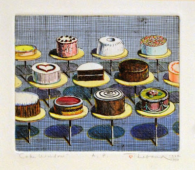 Wayne Thiebaud (born November 15, 1920) began his career working as a