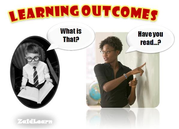 learning outcome 3 essay You suddenly realize you're a victim of a bad learning objective  the student  will be able to write a 3-paragraph essay and proofread and correct a peer's.