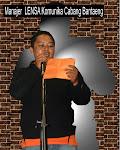 Kepala Cabang CLC LENSA Komunika Bantaeng