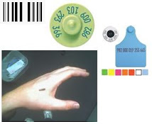Barcode, RFID, & Chips