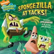 """SpongeZilla Attacks!"" By Heather Martinez"