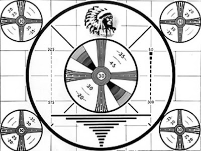 then the above test pattern is not foriegn to you.