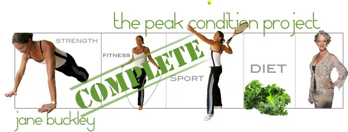 The Peak Condition Project - Jane