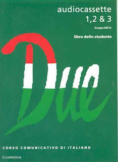 скачать учебник на итальянском языке DUE. Libro Dello Studente.
