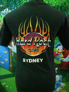Hard Rock Cafe Sydney Contact