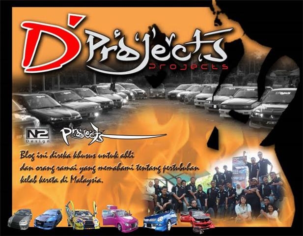 D'Projects Motor Clubs