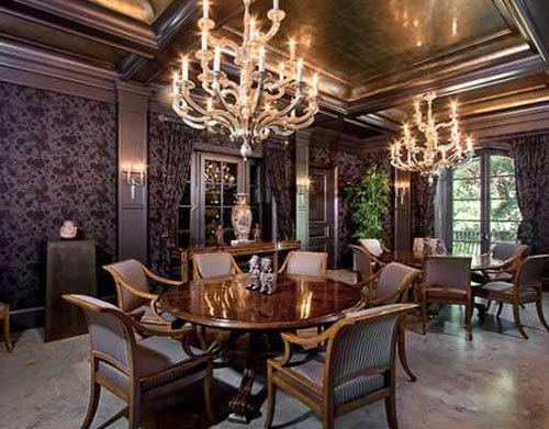 Walking Inside Lebron James House We Will Found Luxury Interior Design