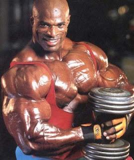 world bodybuilders pictures: legend american black tiger