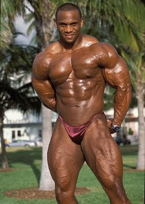 world bodybuilders pictures: black african bodybuilders photos