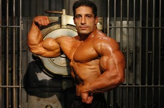 Jim Cordova Bodybuilder