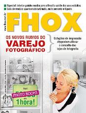 Revista de fotografía brasilera - Agosto 2008 – Nº 121