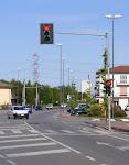 Impianto semaforico centro di Gardigiano