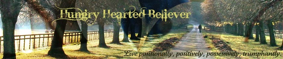 Hungry Hearted Believer