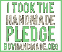 We Support All Things Handmade!