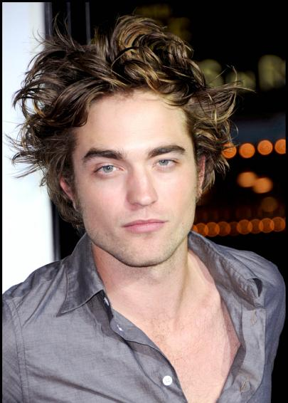 robert pattinson new hairstyle. robert pattinson haircut