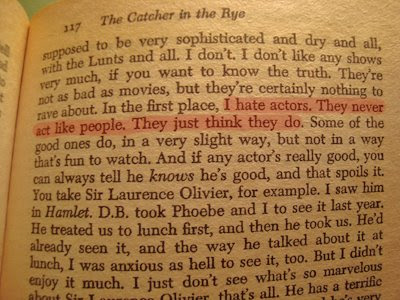 good hooks for catcher in the rye essay Holden goes through tough times in which he has a lot of trouble finding friends and keeping good relationships essay on holden in the catcher in the rye.