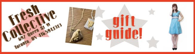 Fresh Collective: Gift Guide!